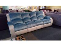 4 seater sofa recliner sofa