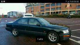 1995 LEXUS LS 400 4.0 V8 AUTOMATIC IN PERFECT CONDITION