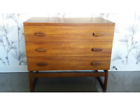 G Plan Quadrille Chest of Drawers in Excellent Condition