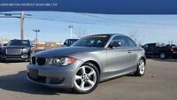 2011 BMW 128I COUPE CUIR TOIT OUVRANT