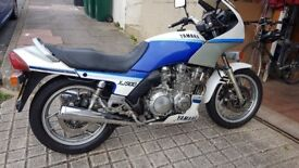 XJ900F (1990) plus spare bike for Sale - garage clearout