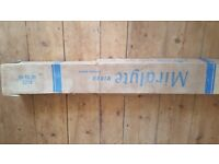Vintage miralyte projector screen