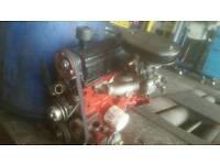 2.1 pinto engine 160bhp (mk1 escort mk2 rally car drift