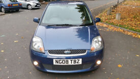 08reg FIESTA 5 door ,very clean and trust worthy small car