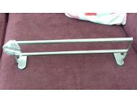 Towel rail BROGRUND Stainless steel