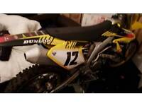 2015 Rmz 450 not ymz. Kxf delivery possible at extra cost
