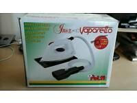 Vaporetto inox steam iron,by polti.