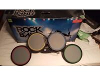 Xbox 360 Rock Band Drums