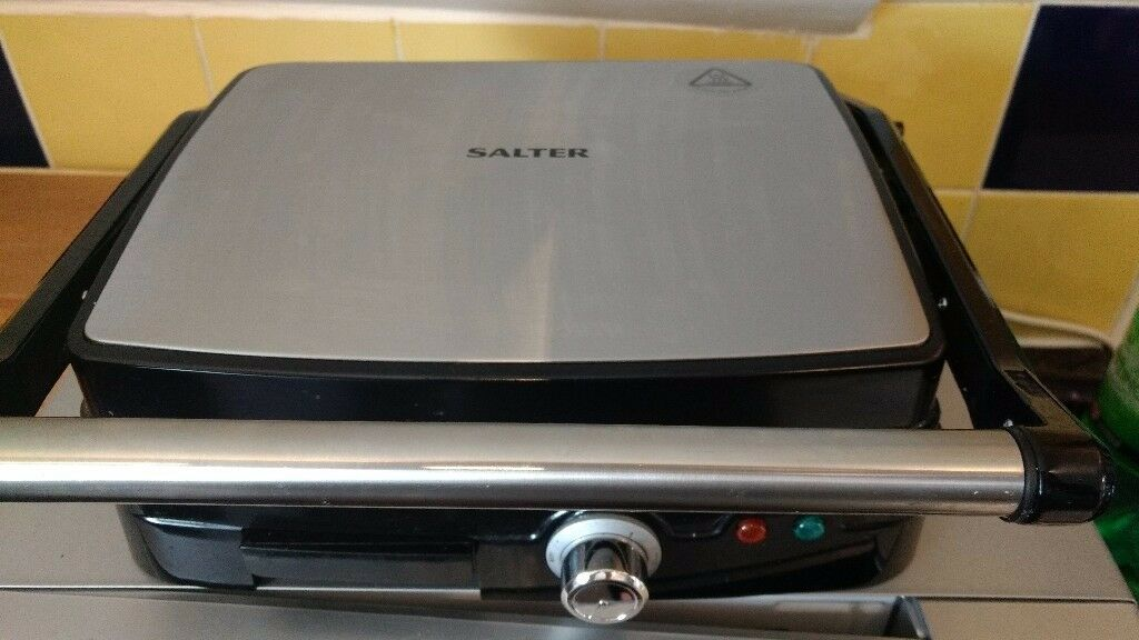 SALTER 180°Health Grill
