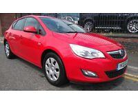 2010 Vauxhall Astra 1.7 CDTi 16v Exclusiv Hatchback, long MOT Available, £3,795