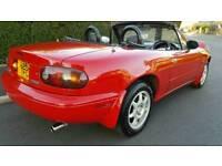 Mazda Eunos Mx5 import 1.6 Full MOT! Quick sale need space.