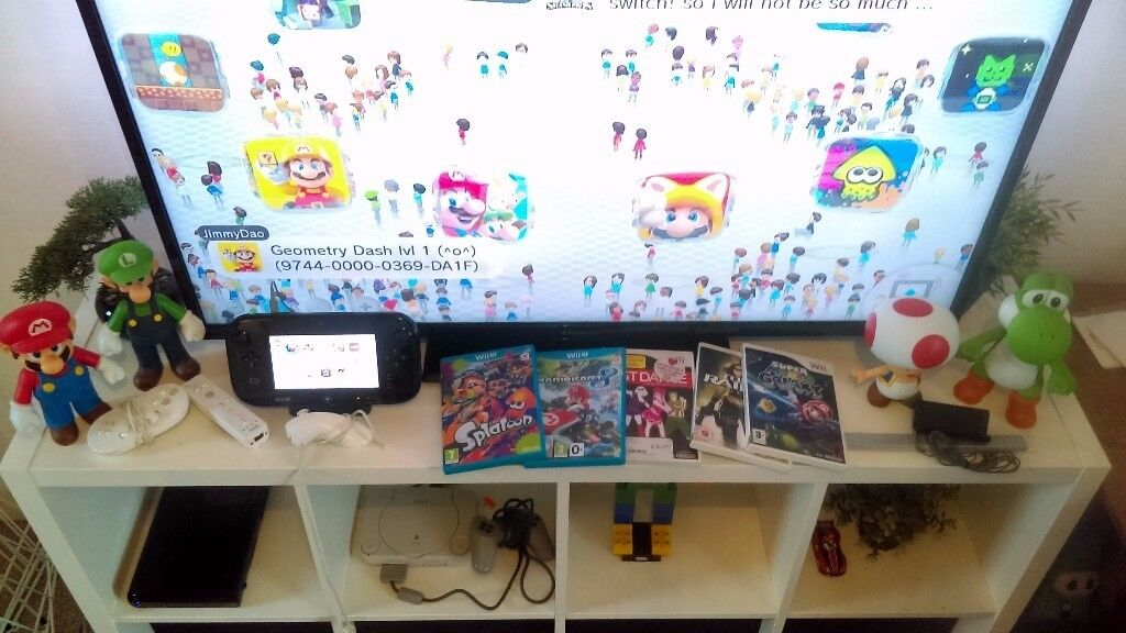 Wii U Bundle PRICED TO SELL QUICK