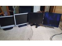 Swap 4 monitors for 1 widescreen