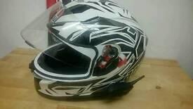 Helmet agv size ml