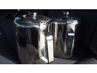 Stainless steel water jugs