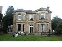 Spacious 3 double bedroom flat ideally located close to the town centre and beaches