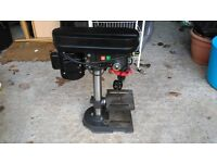 Bench vertical drill