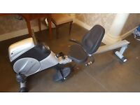 Extremely Sturdy Rowing/Cycle Machine - £35 ono - Great Xmas Pressie!