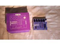Electro-Harmonix Voice Box Guitar harmonizer+Vocoder