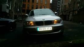 BMW 1 series 2009 car d