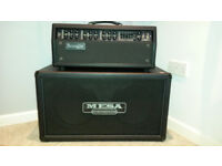 Mesa MK V head and Rectifier 2*12 cab