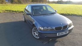 BMW 325i SE AUTO 4DR STUNNING CONDITION, AND FULL SERVICE HISTORY