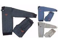 Mens Emporio Armani EA7 Sweater/Jumper Sweatshirt Full Tracksuit Size- S,M,L,XL