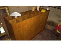 Blueprint Cabinet Vintage