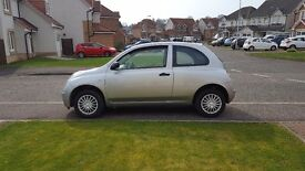 Nissan Micra (57 Plate)