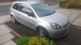 Ford Fiesta 1.25 zetec 3dr Ideal 1st car
