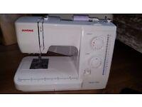 Janome 7025 Sewing Machine - Like new, hardly used.