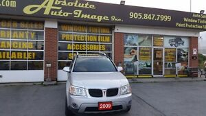 2009 Pontiac Torrent AWD/Auto start/sunroof