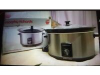 Cheap slow cooker. Brand New boxed. Collect today cheap