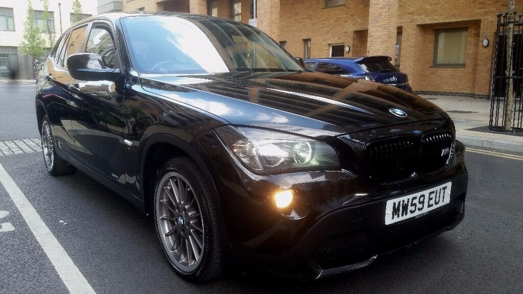 bmw x1 xdrive 2010 full m sport body kit px welcome in edmonton london gumtree. Black Bedroom Furniture Sets. Home Design Ideas