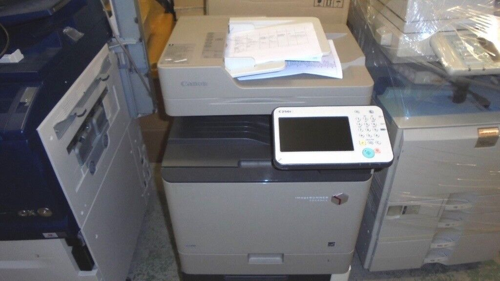 Canon ImageRunner Advance C250i desktop colour photocopier / printer