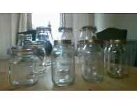 Kilner Storage Jars