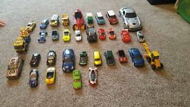 Toy car bundle