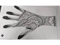 Henna/mehandi designs book 3(body Art)