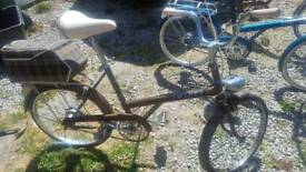 Shopper twenty cycle