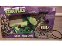 Ninja Turtles Mega Laser Game