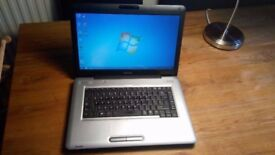 Toshiba Satellite Pro L450D **WITHOUT CHARGER**(SOLD)