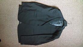 Men's Charcoal 2-piece Suit