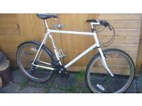 Good quality Retro mtb/ touring bike / Tange cromo frame