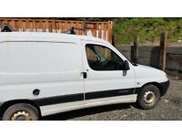 citroen belingo van , NO MOT, FOR SPARES