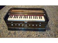 Antique Bina (Model 17) Pump Organ (Harmonium) from India