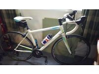 Axial Cube WLS 2014 size 53 Womans road bike
