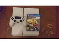 playstation 4 500 gb with pes 2016 game