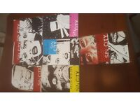 Frank Miller's SIN CITY graphic novel collection