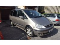 Ford galaxy mpv mot 7 seater cheap