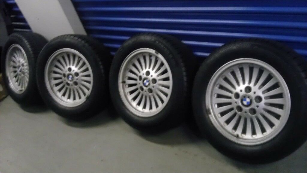 Bmw alloys style 33 turbine